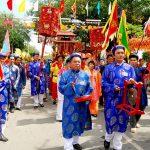 Lễ hội Kỳ Yên Đình Gia Lộc