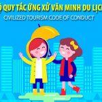 Quyết định 718 về việc ban hành Bộ Quy tắc Ứng xử văn minh du lịch