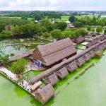 VTV - Travel: Tây Ninh - Làng nổi Long Trung